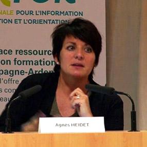 Agnès Heidet