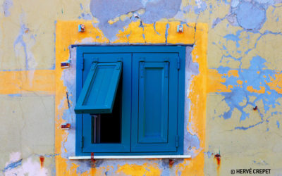 CAMOGLI la belle série du photographe Hervé CREPET
