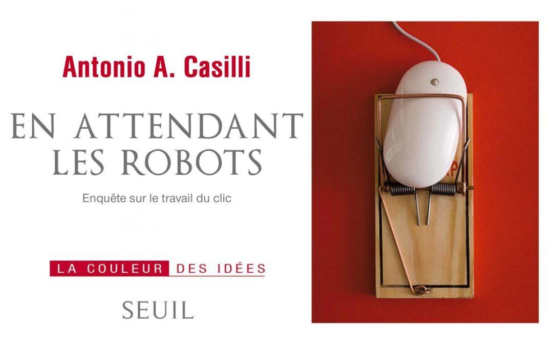 Livre En attendant les robots